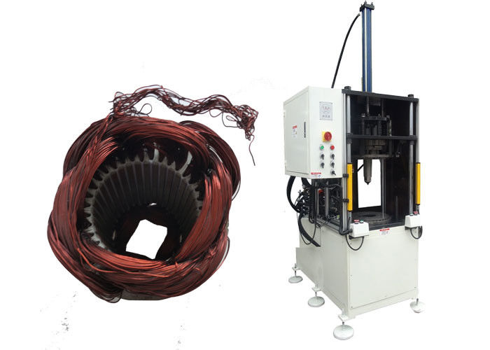 SMT - ZJ160 Motor Stator Coil Forming Machine Hydraulic Pneumatic System