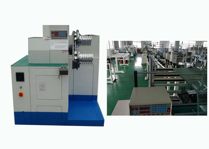 OEM / ODM Automatic Coil Winding Machine Around 1000pcs/8 hours
