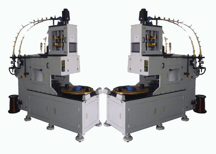 SMT - LR100 Stator Winding Machine 200mm Flier ≤3000r/min Wire Speed