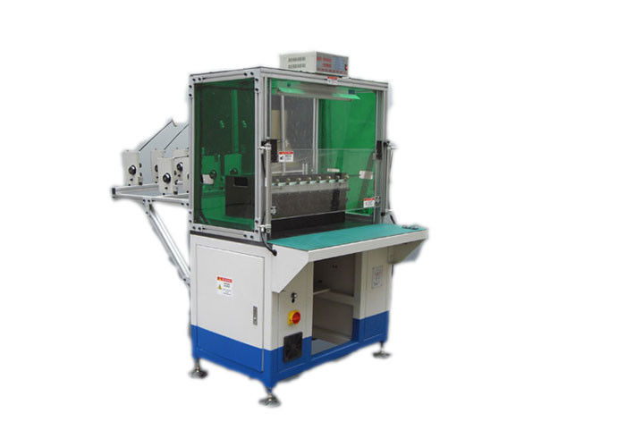 Customized Electric Motor Winding Machine , Alternator Winding Machine