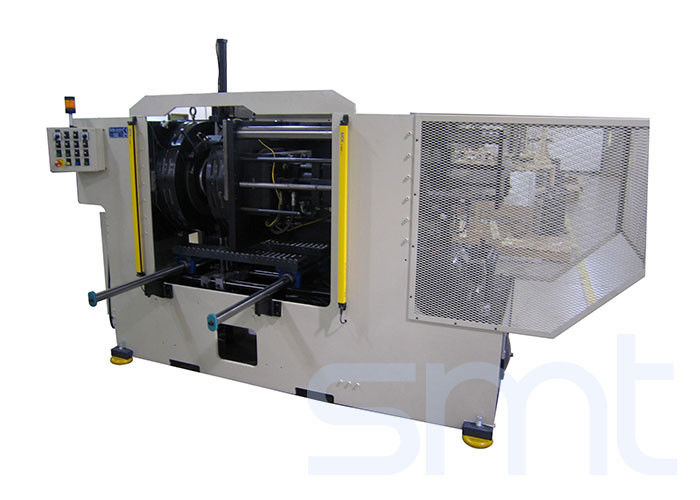 Stator Coil Shaping Middle Coil Forming Machine SMT - ZJ300 3726 X 1251 X 2111mm