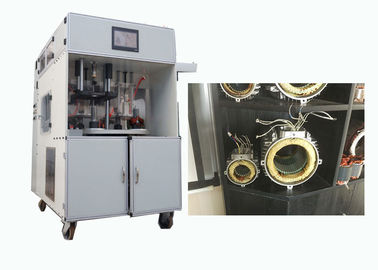 Electric Full - Automatic Coil Inserting And Drifting Machine For  Three - Phase Motor